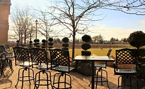 Peller Estates Garden | Viavinumwinetours