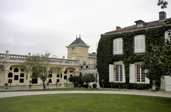chateau burdeos