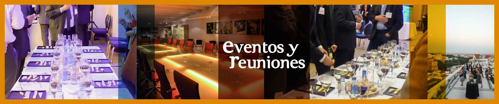 Eventos de empresa y Team Building