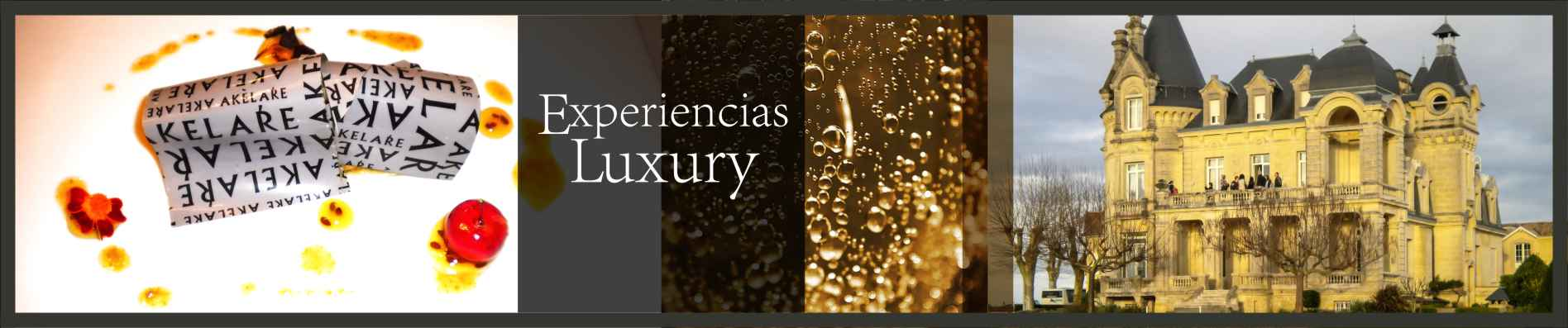 Experiencias luxury